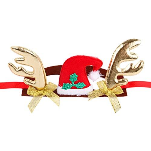 Kostüm Baseball Hunde - Shuiyibali Verlässliches Haustierkostüm, Haarband, Kopfbedeckung, Krone für Weihnachten, Party, Haarpflegeprodukte, Zubehör (Keine M-Abbildung)