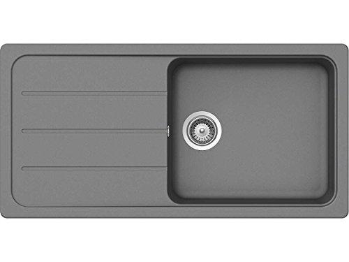 Schock Küchenspüle Formhaus D-100L, Auflage in Croma
