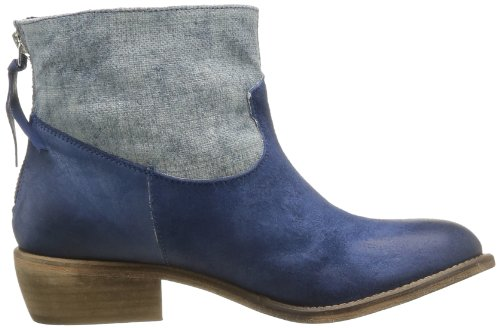 Donna Piu' Mascia Damen Stiefel & Stiefeletten Bleu (Venus Indaco Lino Indaco)