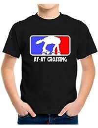 AT-AT Crossing Kinder T-Shirt | Star Wars | Kult - M2 | 116-164