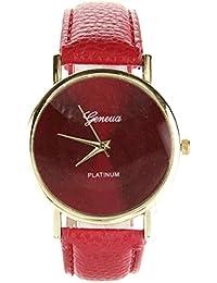 Luxury Red my-montre Bracelet Ladies Watch