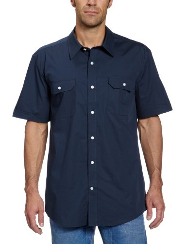 MEXX Herren Freizeithemd H5RE4839 Blau (411)