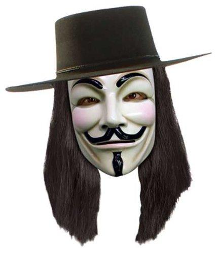 Vendetta Perücke (Perücke Vendetta)