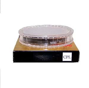 58 58mm Circular POLARISING CPL Filter for Nikon Canon Fuji Sony Olympus DSLR Camera