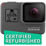 (Certified REFURBISHED) GoPro Hero 5 (Black) Action Camera