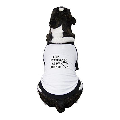 365Druck Halloween Haustier Kleidung Funny Graphic Tees für Hunde Small Pet (Kostüme Halloween Kalifornien)