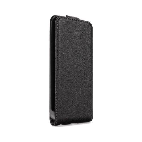 Xqisit 15127 Flip Custodia per iPhone 5c, Rosa nero