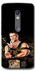 Motorola Moto X Play Designer Hard Plastic Back Cover By DigiPrints