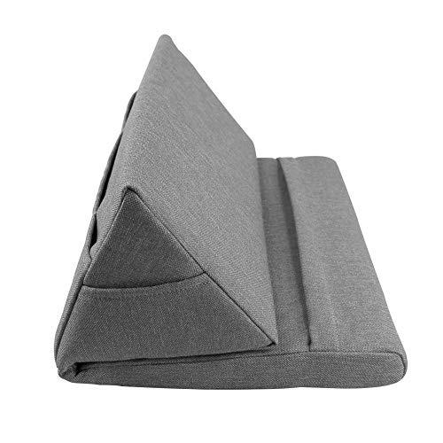MAyouth Tablet Kissen Ständer Faltbare Bunte Tablet-Halter Buch-Standplatz-Schaum-Lap Erholung Lesekissen -