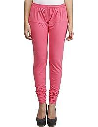 Esszee Women's Cotton Lycra Leggings (Pack Of 1)