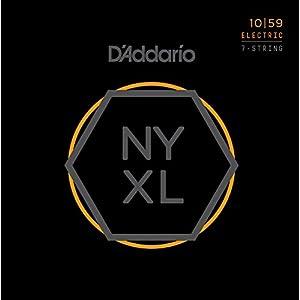 D'Addario NYXL1046 Regular Light 10-46 Electric Guitar Strings_PARENT