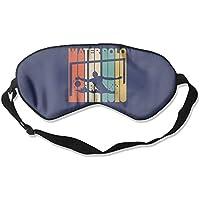 Vintage Style Water Polo Silhouette 99% Eyeshade Blinders Sleeping Eye Patch Eye Mask Blindfold For Travel Insomnia... preisvergleich bei billige-tabletten.eu