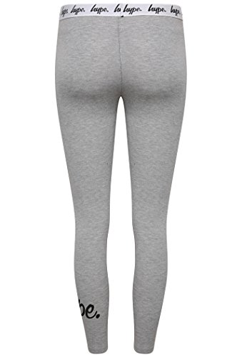 Hype geklebt Damen Leggings Grau