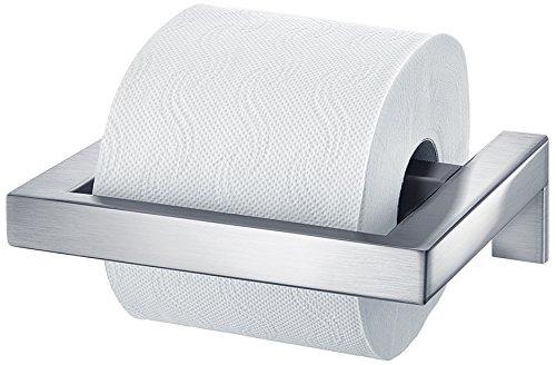 Blomus 68837 WC-Rollenhalter Menoto, edelstahl