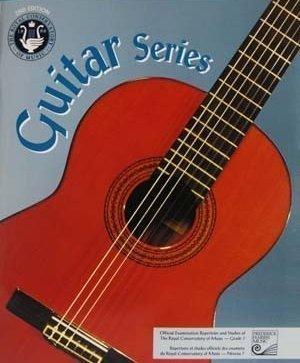 R C Guitar Series Rep Studies Album 5 La