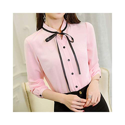 Women Fashion Plus Size Slim Shirts Long Sleeve Casual Shirt Blusas Tops - Sleeve Boatneck Tunika