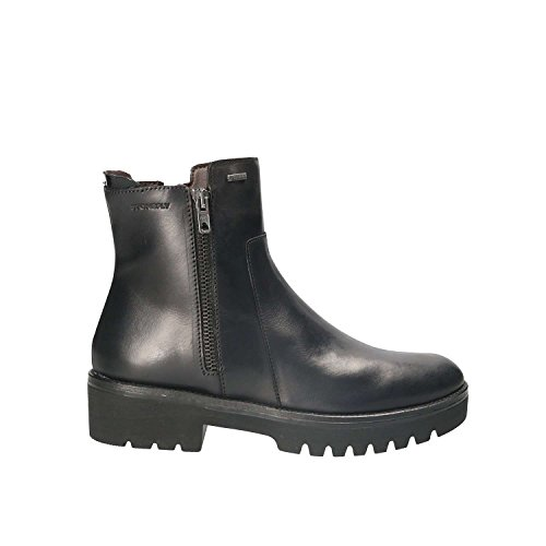 Bottines - Boots, couleur Noir , marque STONEFLY, modèle Bottines - Boots STONEFLY PERRY GORE 2 Noir