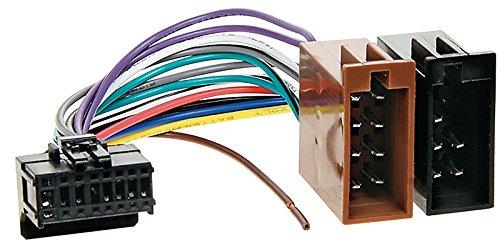 meins24 31011011 Anschlusskabel passend für PIONEER Autoradio - Radioadapter OEM - Kabel Stecker