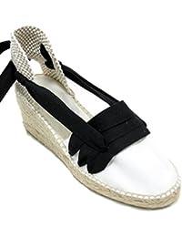 3bdf91d31068a Amazon.es  alpargatas boda - 40   Zapatos para mujer   Zapatos ...