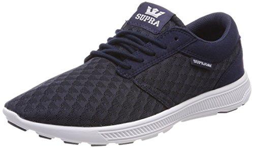 Supra Herren Hammer Run Sneaker, Blau (Navy/LT Grey-White), 44 EU (Supra)