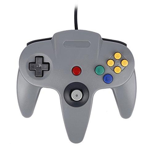 Gamepad Controller Wired Tsing Klassischen Gamepad Controller nur Für Nintendo 64 N64 kein USB (Nintendo 64-controller Blau)
