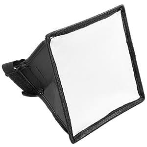19x23cm Flash Softbox Portatile Diffusore Lampeggiatore Per Canon Nikon Pentax DC332