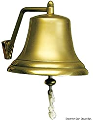 Campana 300 mm omologata oltre 20 m English: Bronze ship's bell 300mm