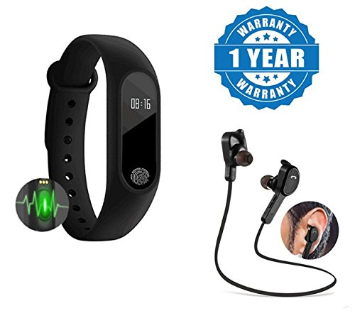 Captcha suitable with Lenovo A6000 - Intelligence Fitness Band Bluetooth/ heartrate sensor With Sports H850 Jogger Bluetooth 4.1 Wireless Headphone (Talk & Music) (1 Year Warranty)