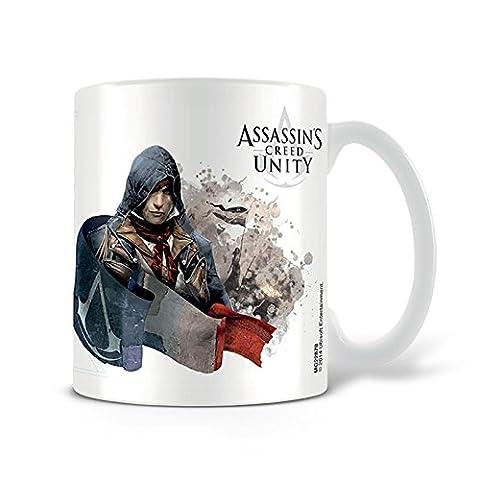 Assassin's Creed Unity - Tricolor Keramik Tasse in