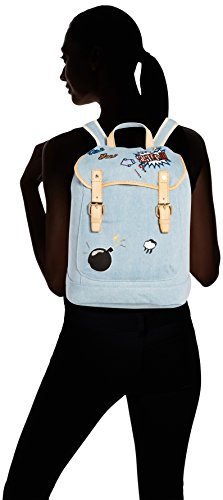 Paul Backpack Damen Light cm 366 Joe 366 Blau 28x18x38 Jeans Rucksackhandtaschen qEw5rqx71