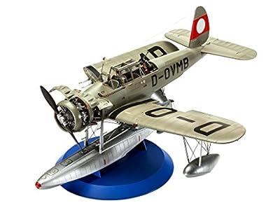Revell 04922 Modellbausatz Flugzeug 1:32 - Arado Ar196B im Maßstab 1:32, Level 5, originalgetreue Nachbildung mit vielen Details von Revell