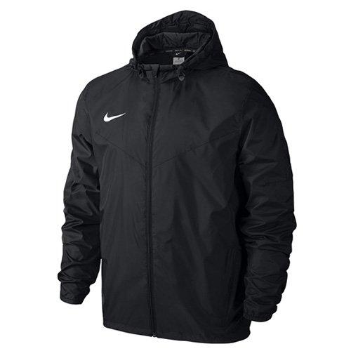 Nike Herren Jacke Sideline Team, Schwarz (Black/White), M, 645480-010