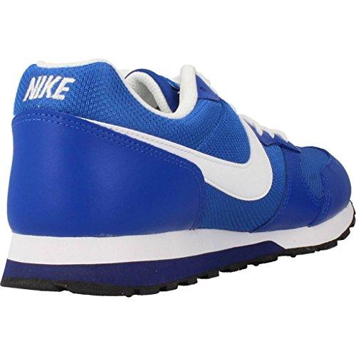Nike Jungen Md Runner 2 (Gs) Laufschuhe Blau