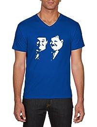 Touchlines Herren T-Shirts Dick und Doof