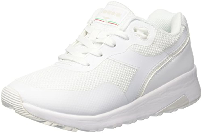 Diadora Unisex Erwachsene Evo Run Sneaker Low Hals