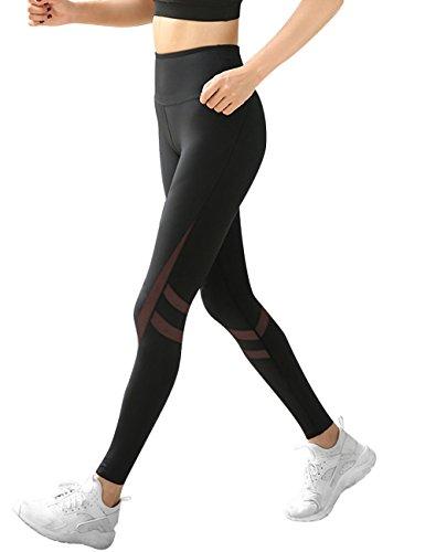 LaLaAreal Mallas Deportivas Mujer Pantalones Pirata Leggins Deportes para  Running Yoga Fitness. e255feaaaf2a5