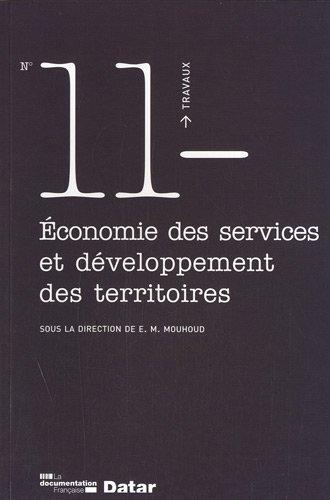Economie des services et développement des territoires par El Mouhoub Mouhoud