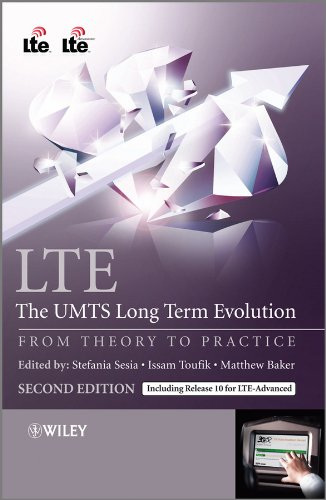 LTE: The UMTS Long Term Evolution: From Theory to Practice