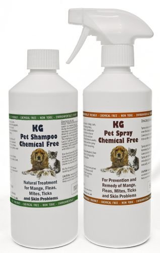 kg-pet-shampoo-500-ml-spray-500-ml-for-mange-fleas-ticks-mites-and-itchy-skin-problems-pesticide-che
