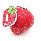 REALACC Squishyfun Super Slow Rising 8CM Strawberry Squeeze Toys Fun Gift