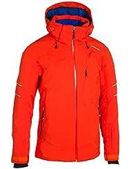 Phenix Hombre Orca Jacket–Chaqueta de esquí, invierno, hombre, color naranja, tamaño 54
