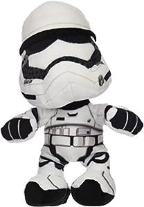 Star Wars - Peluche Trooper White, El Despertar de la Fuerza, 17 cm (Famosa 760013300)