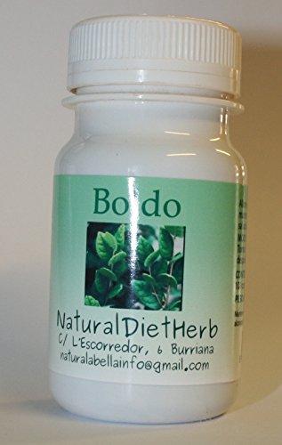 Boldo 100 Comps 500 Mgrs // Hígado / Vesícula