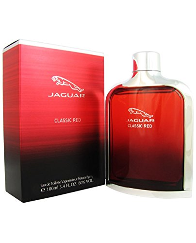 Jaguar Red Men Edt 100 Ml