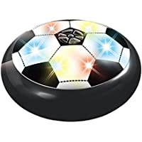 Colorful LED Light Electric Suspended Game Lighting Air Cushion Football Indoor Sports Toys Gift Children Kids Students - Compare prices on radiocontrollers.eu