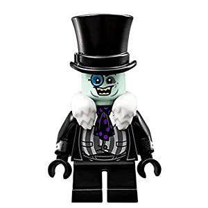 The Penguin con l'ombrello LEGO Minifigure - THe LEGO Batman movie  LEGO