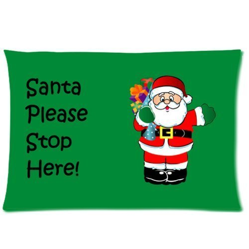 mina-shop-santa-please-stop-here-two-side-polyester-pillowcase-20x30-inch
