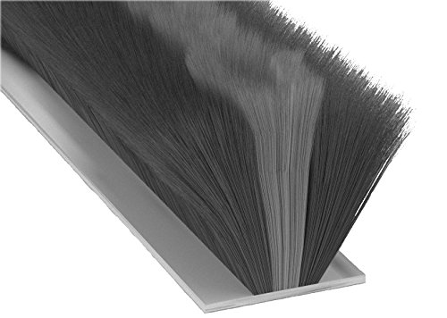 Stormguard-05SR750007MGR-Burlete-de-cepillo-ideal-para-puerta-de-garaje-autoadhesiva-7-m-color-negro