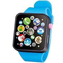 UKCOCO Reloj de pulsera con pantalla táctil Smart Learning Early Education de Early Education para niños