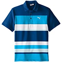 Puma Golf Junior Jungen Road Map Polo Shirt